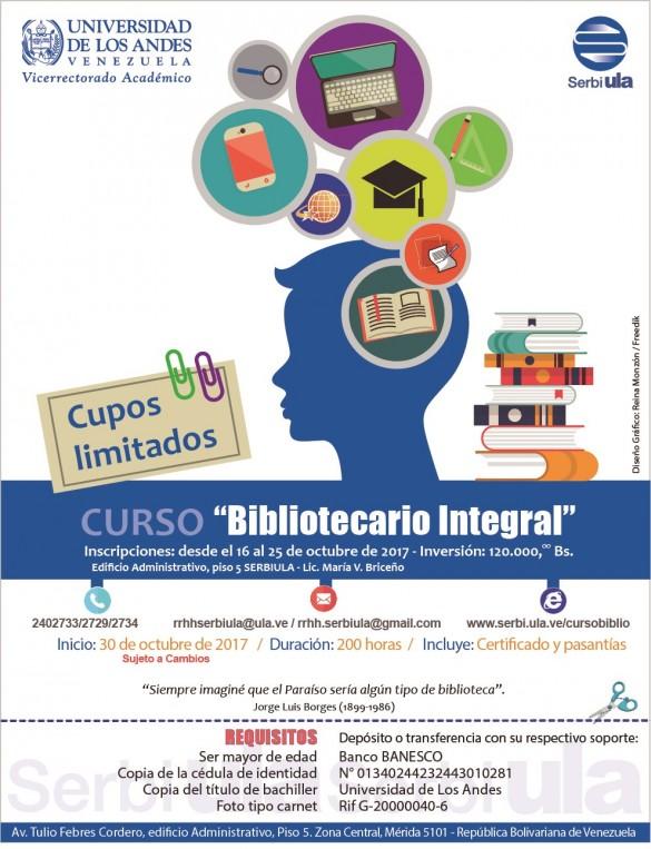 Bibliotecario Integral